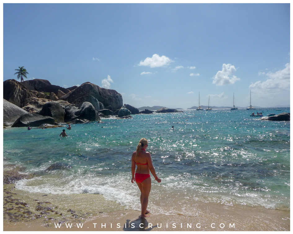 7 Reasons to do a Shore Excursion to The Baths at Virgin Gorda, BVI